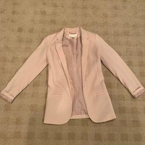 H&M Light Pink Blazer
